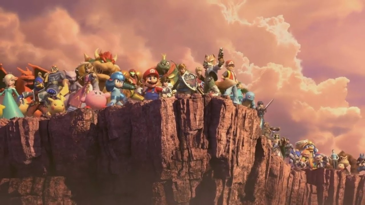 Super Smash Bros. Ultimate | 10 minutos de Gameplay de World of Light.