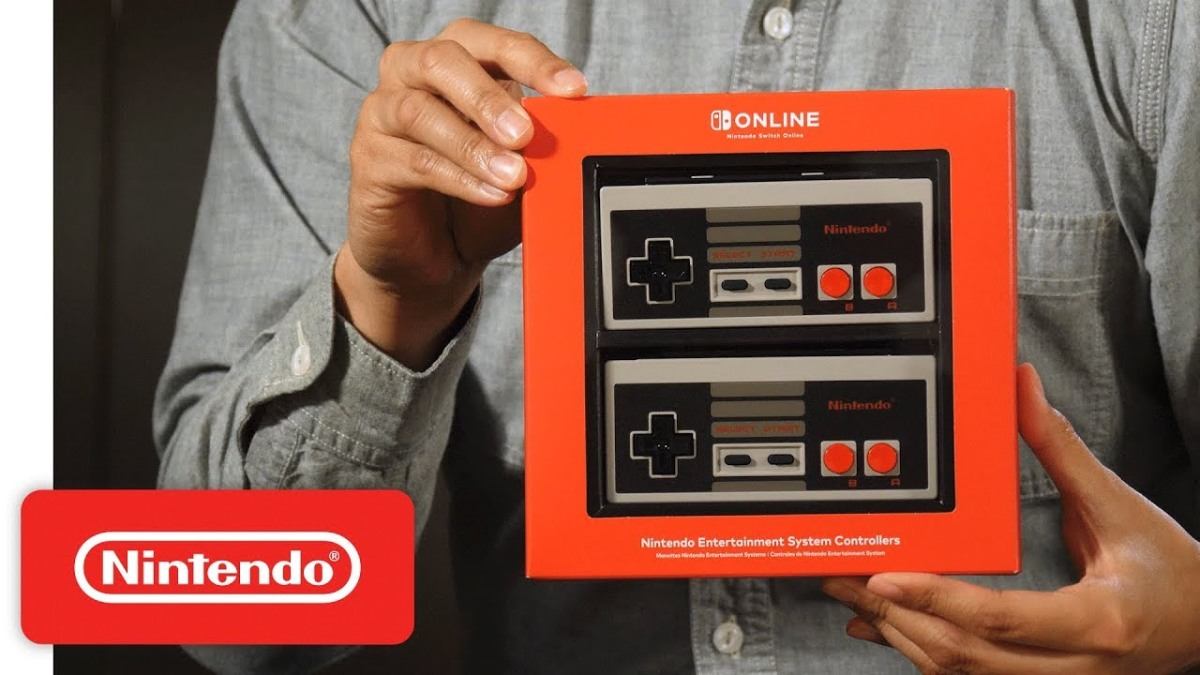 Video | Introducción a los Controles de NES del Nintendo Switch Online.