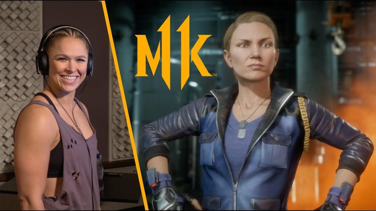 Mortal Kombat 11 | Trailer Oficial de Revelación - Sonya Blade.
