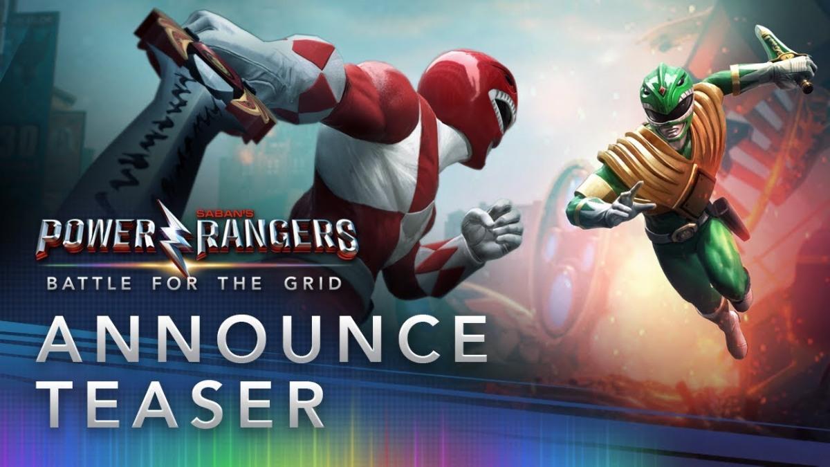 Power Rangers: Battle for the Grid | Trailer de anuncio.