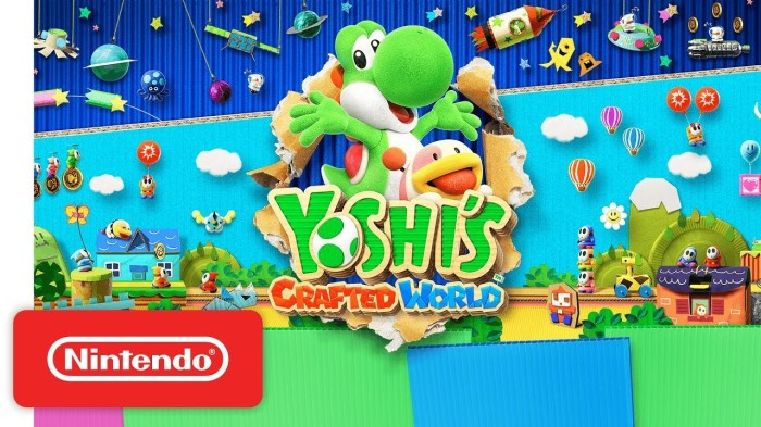 yoshis_crafted world_trailer de historia