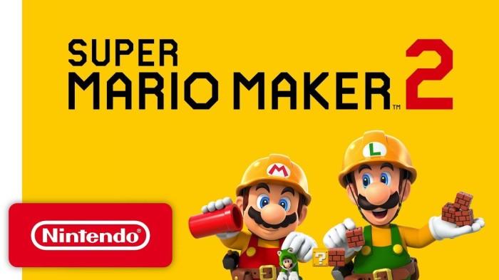 SUPER MARIO_MAKER_2_TRAILER DE ANUNCIO