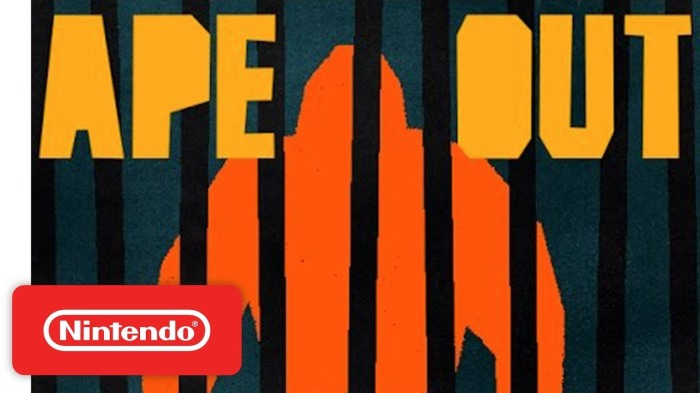APE OUT_TRAILER DE LANZAMIENTO