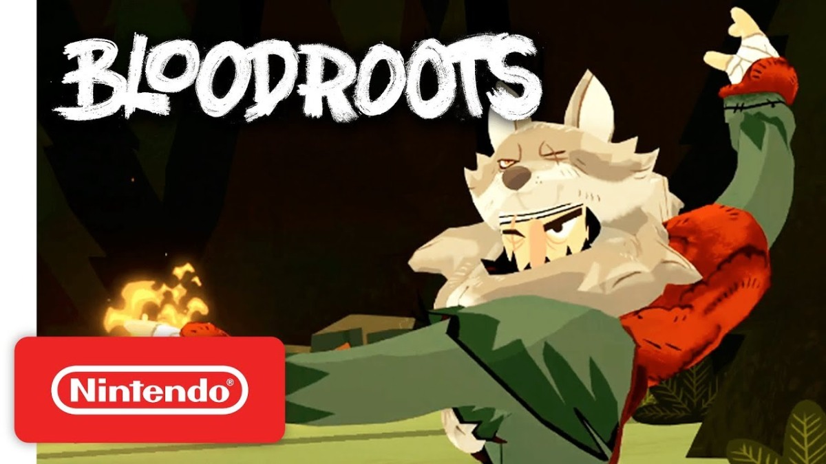 Bloodroots | Trailer de anuncio - Nintendo Switch.