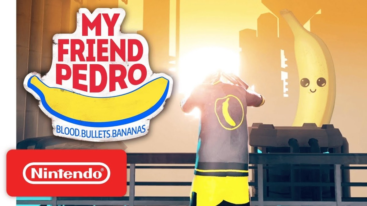 My Friend Pedro | Trailer con Gameplay - Nintendo Switch.