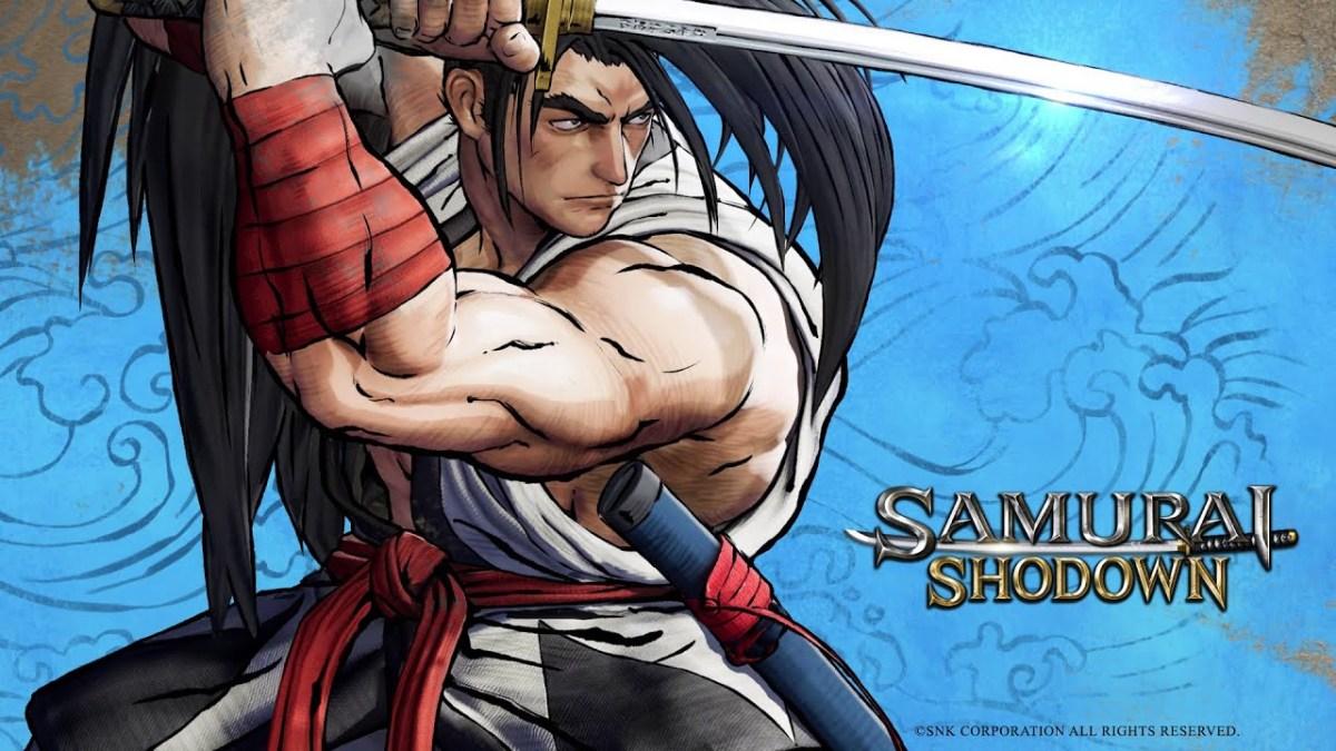 Se anuncia Samurai Shodown para Nintendo Switch.