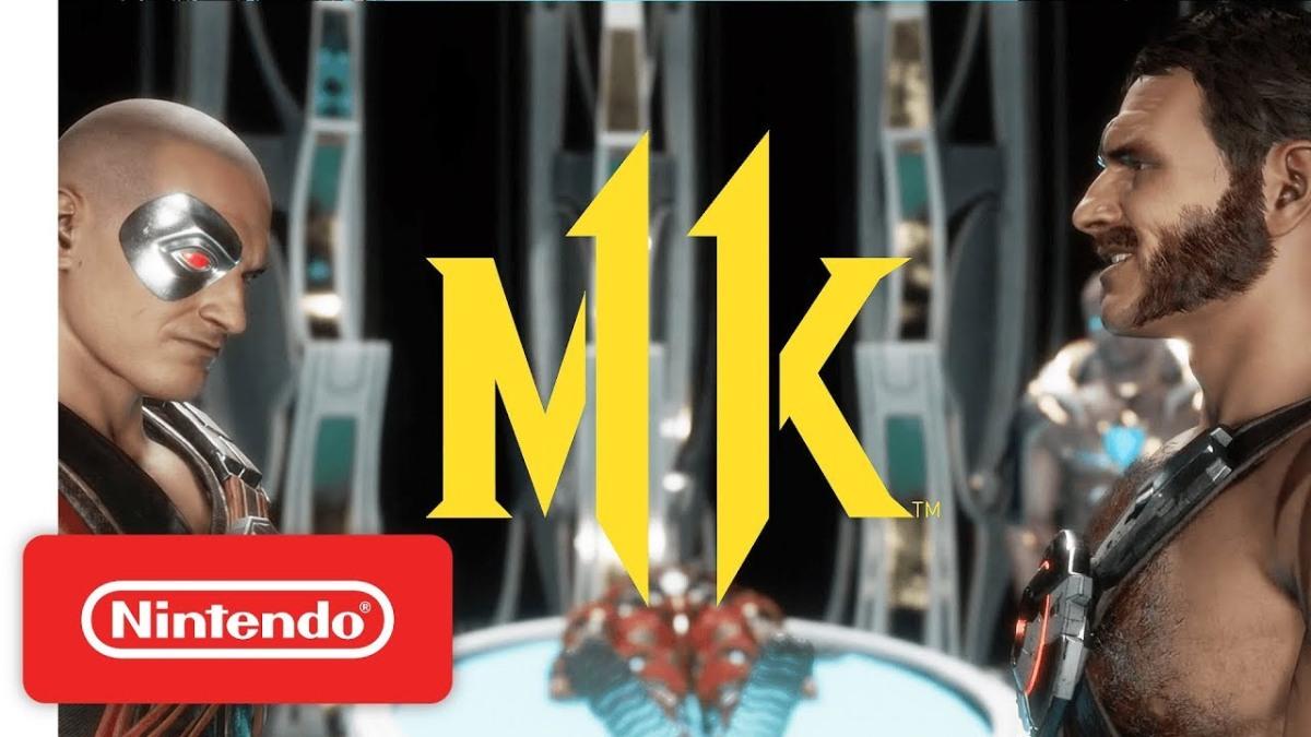 Mortal Kombat 11 | Trailer Oficial de Gameplay en Nintendo Switch.