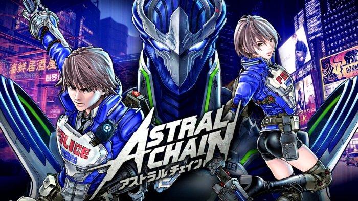 ASTRAL CHAIN_NUEVO ARTE