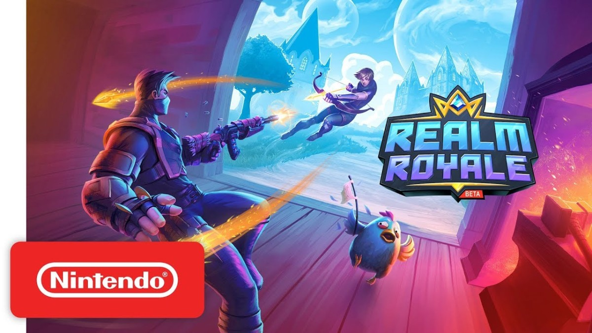 Realm Royale | Trailer de lanzamiento - Nintendo Switch.