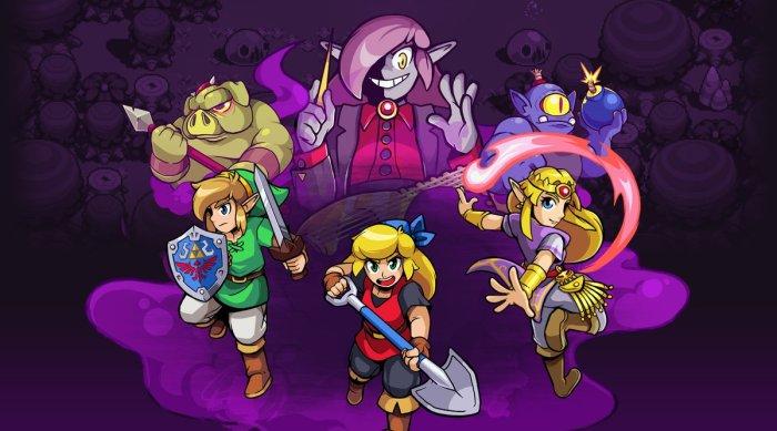 Cadence of Hyrule – Crypt of the NecroDancer Featuring The Legend of Zelda_ARTE_01