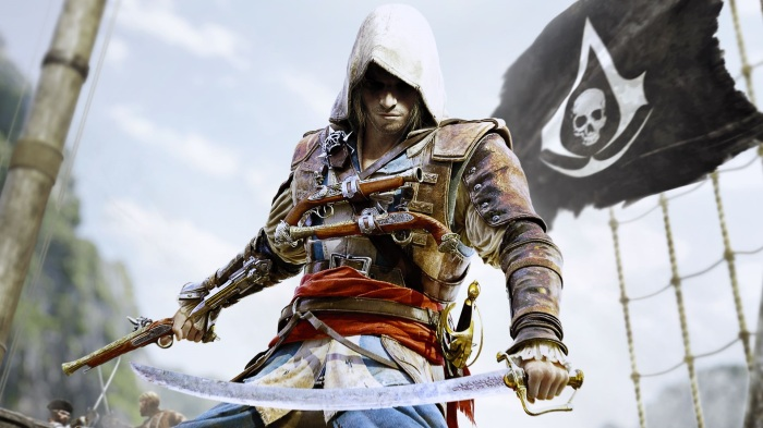 ASSASSIN'S CREED_BLACK FLAG